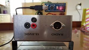 De Arduino Nano in beeld
