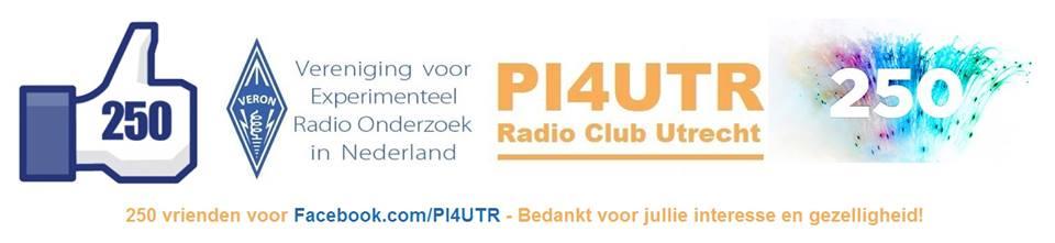PI4UTR op Facebook