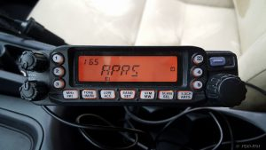 Yeasu FT7800 mobiel