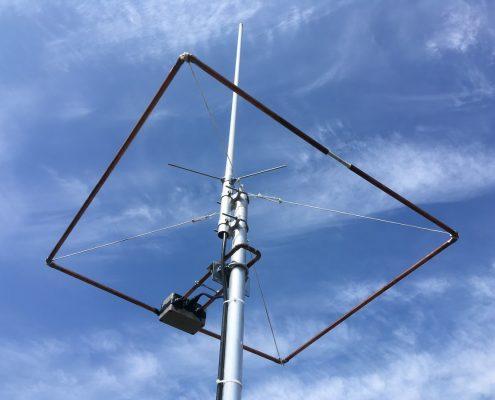 Squalo Antenna 50 Mhz 6 Meterband Veron A08 Centrum