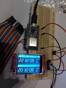 De NTP-klok van Koos, vanaf nu altijd op tijd voor de radioronde
